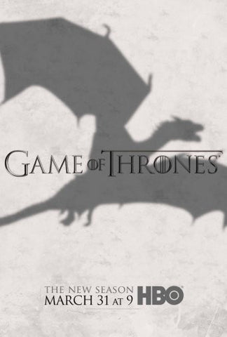 Game Of Thrones Poster 24inx36in Poster 24x36 - Fame Collectibles