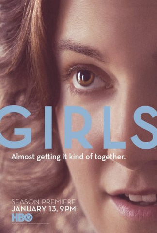 Girls Season Premiere Poster 24inx36in Poster 24x36 - Fame Collectibles