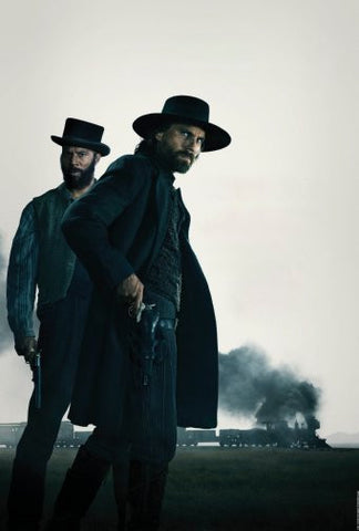 Hell On Wheels Poster 24inx36in Poster 24x36 - Fame Collectibles