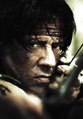 Rambo Movie Poster 24inx36in Poster 24x36 - Fame Collectibles