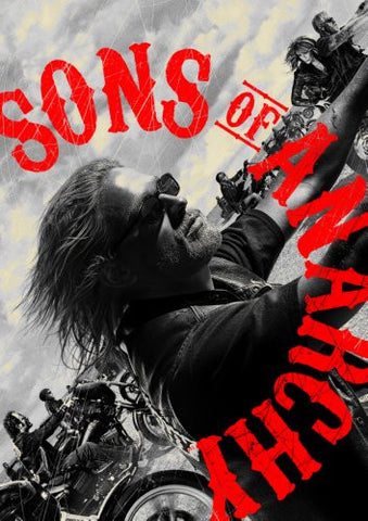 Sons Of Anarchy Poster 24x36 - Fame Collectibles