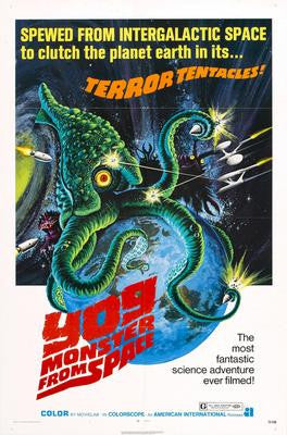Yog The Monster From Space Movie Poster 24x36 - Fame Collectibles