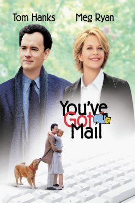 Youve Got Mail Movie Poster 24x36 - Fame Collectibles