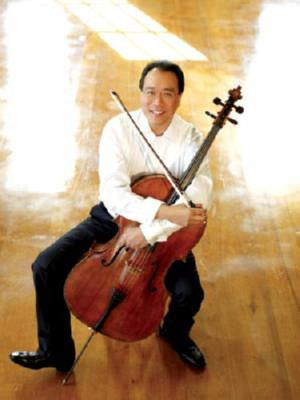 Yo Yo Ma Poster 24in x 36in - Fame Collectibles