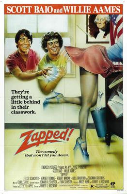 Zapped Scott Baio Movie Poster 24x36 - Fame Collectibles