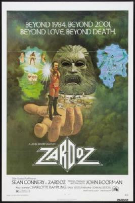Zardoz Poster 24inx36in - Fame Collectibles