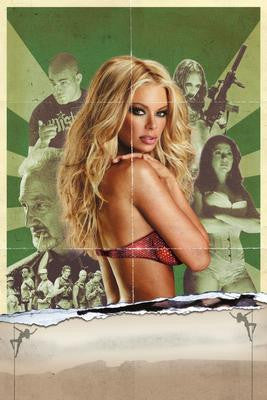 Zombie Strippers Movie Poster 24x36 - Fame Collectibles