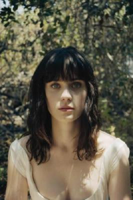 Zooey Deschanel Poster 24in x 36in - Fame Collectibles
