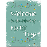 Welcome to the Island of Misfit Toys puzzle