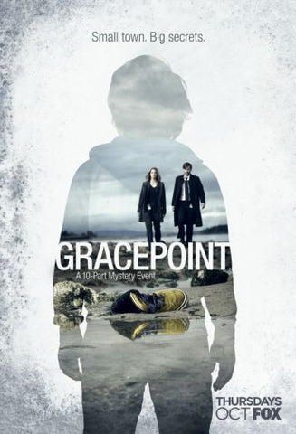 Gracepoint poster 24inx36in Poster 24x36 - Fame Collectibles