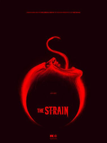Strain The poster 24inx36in Poster 24x36 - Fame Collectibles