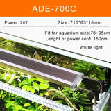 Load image into Gallery viewer, Micro Aquatic Shop Handpicked ADE-700C Ultra Thin Super Bright Aquarium Light