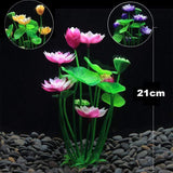 Load image into Gallery viewer, Micro Aquatic Shop Handpicked Artificial Aquarium Luxury Plants