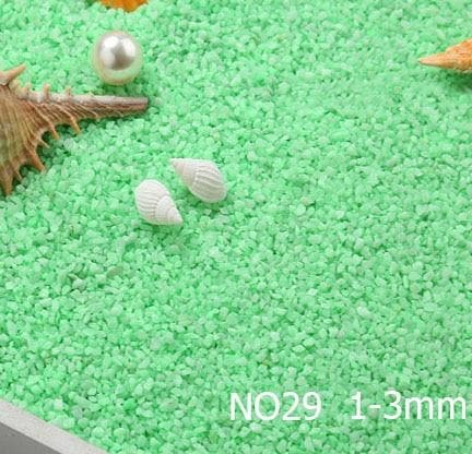 Micro Aquatic Shop Handpicked NO29 1-3mm / 30g Colorful Stone Terrarium Ornament
