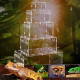 Load image into Gallery viewer, Micro Aquatic Shop Handpicked Reptile Acrylic Breathable Breeding Box