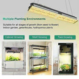 Micro Aquatic Shop Handpicked SP 150 Hydroponics Veg and Flower LED Grow Light