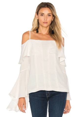 Soria Off Shoulder Dress
