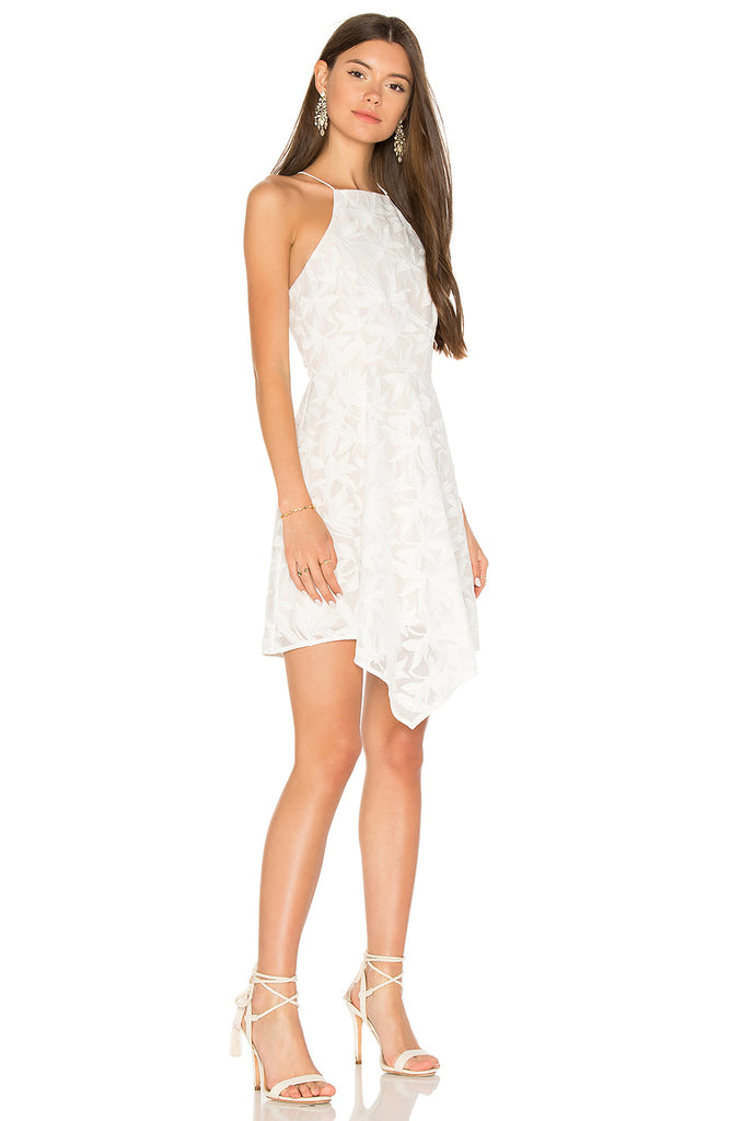Plain Sight Mini Dress