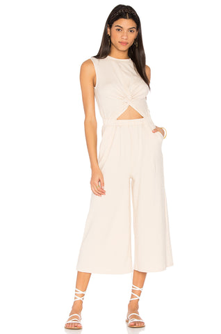 Twist Tee Jumpsuit