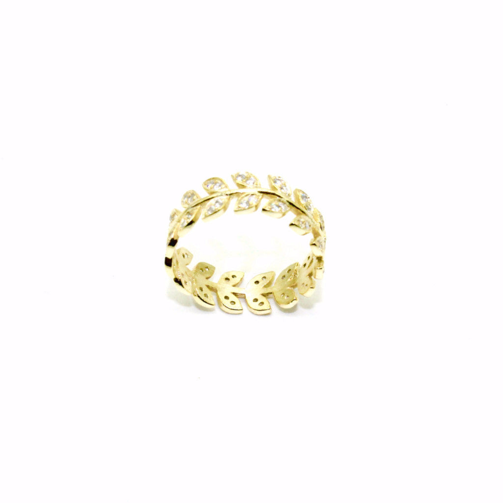 Shashi - Amelia Midi Ring - Surfaced Clothing - 2