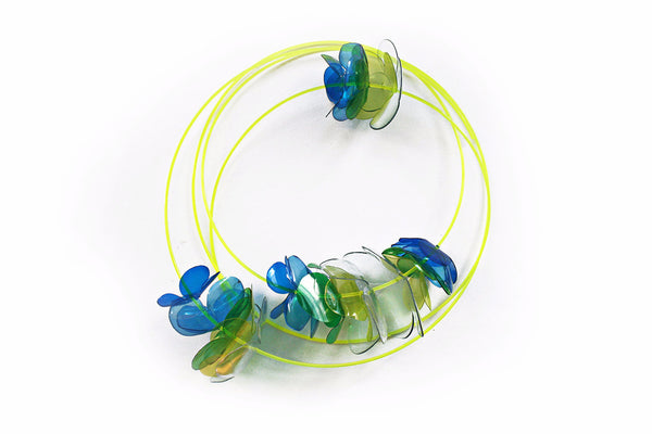 Plastic_Bottle_Cable_Necklace_by ENNA
