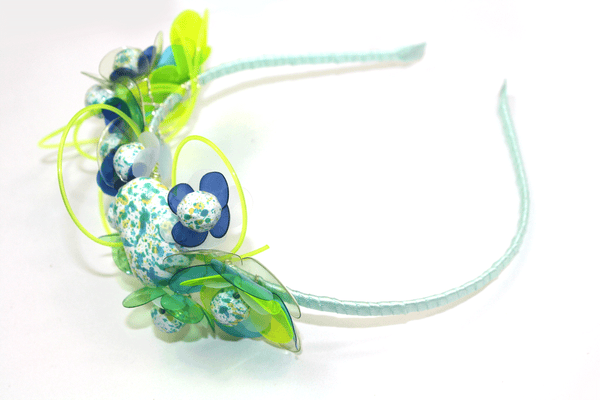neon-and-blue-flower-headpiece