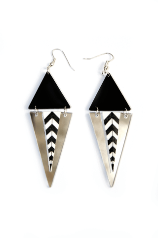 handmade_triangle_dangle_earrings
