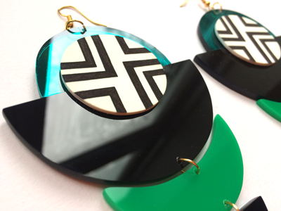 oversized-geometrical-earrings-turquoise