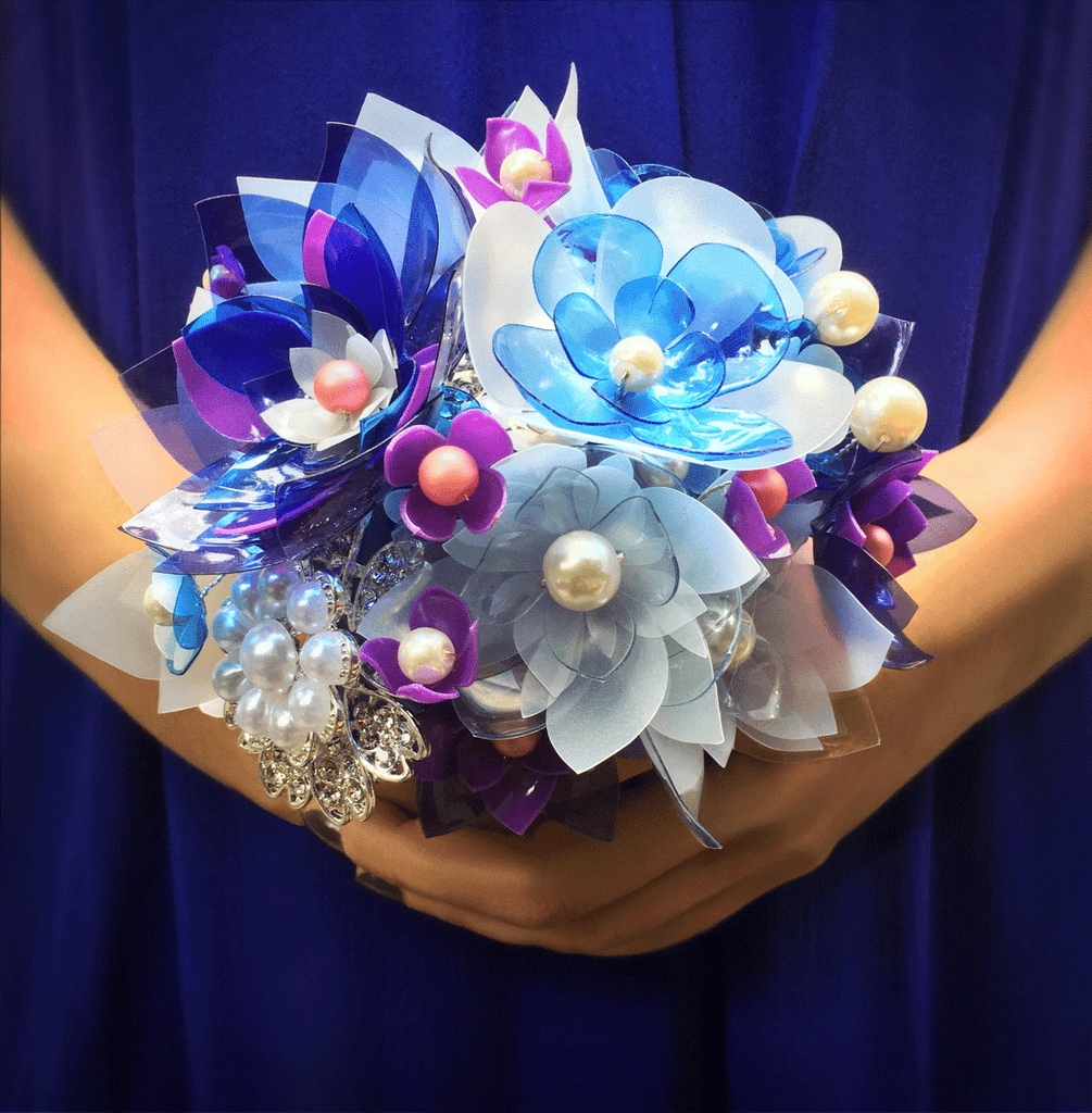 Wedding Brooch Flower Bouquetwedding Flowers Ideasenna Enna