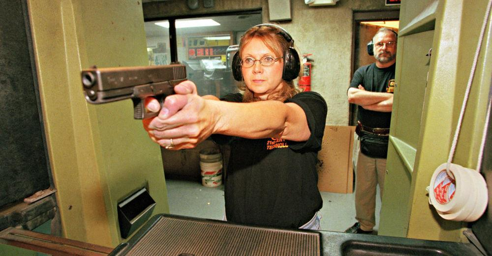 WOMEN, MINORITIES ARE REQUESTING CCW PERMITS MOST
