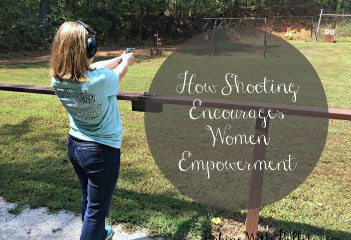 How Shooting Encourages Women Empowerment by Karen