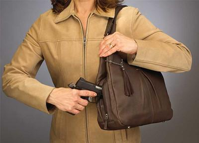 The Concealed Carry Purse