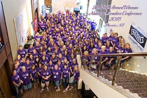 The Well Armed Woman Conference 2015!