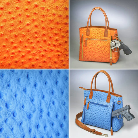Concealed Carry Question of the week..he GTM-51 Town Tote Orange or Blue?