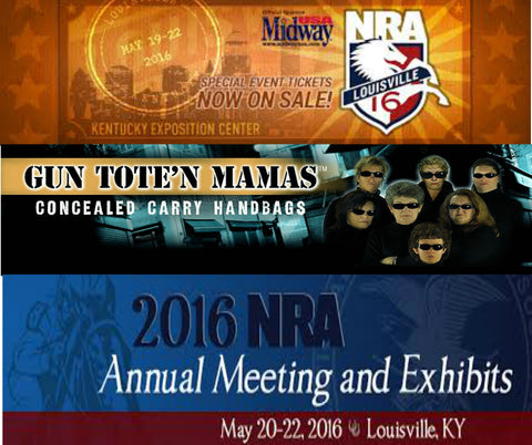 GTM at the NRA Show Booth #6051