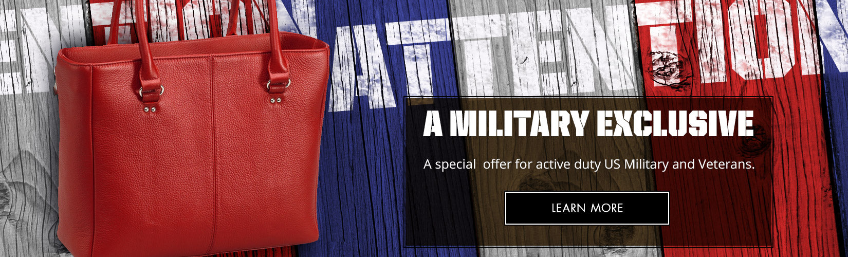 Special Military Offer