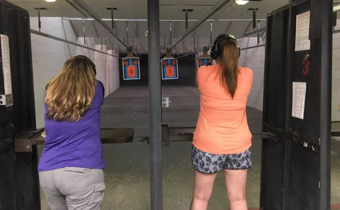 The Well Armed Woman--Organization Educates Women On How To Use Firearms