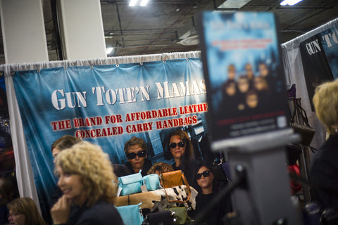Firearms and firearms accessory makers increasingly consider women buyers