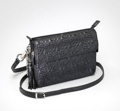 GTM-10 Embroidered Lambskin