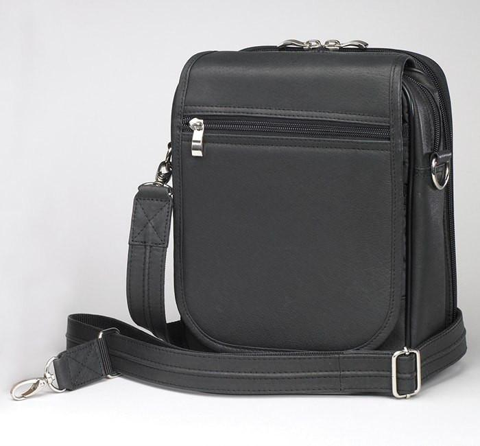 GTM-14 Concealed Carry Urban Shoulder Bag Black