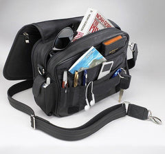 GTM-28 Classic Boston Bag Black