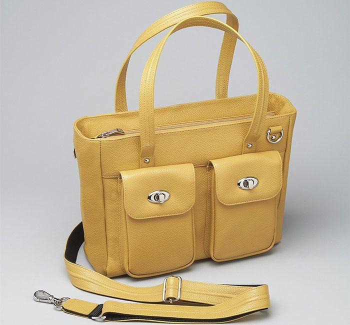 GTM-86 Cargo Tote Mustard