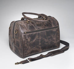 GTM/CZY-03 CCW Leather Duffel