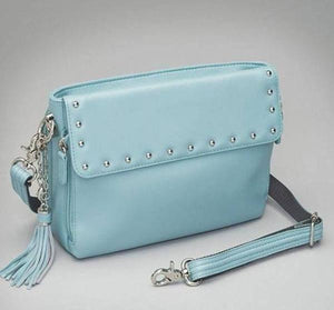 Lambskin Cross Body Clutch GTM-10LMB/ICE