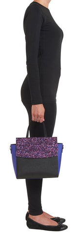 Glitter RFID CrossBody Sparkle Purse - Concealed Carry Handbags - CCW Purses - GunTotenMamas