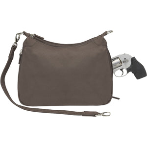 GTM-70 Concealed Carry Basic Hobo Handbag - 5 Colors - Concealed Carry Handbags - CCW Purses - GunTotenMamas