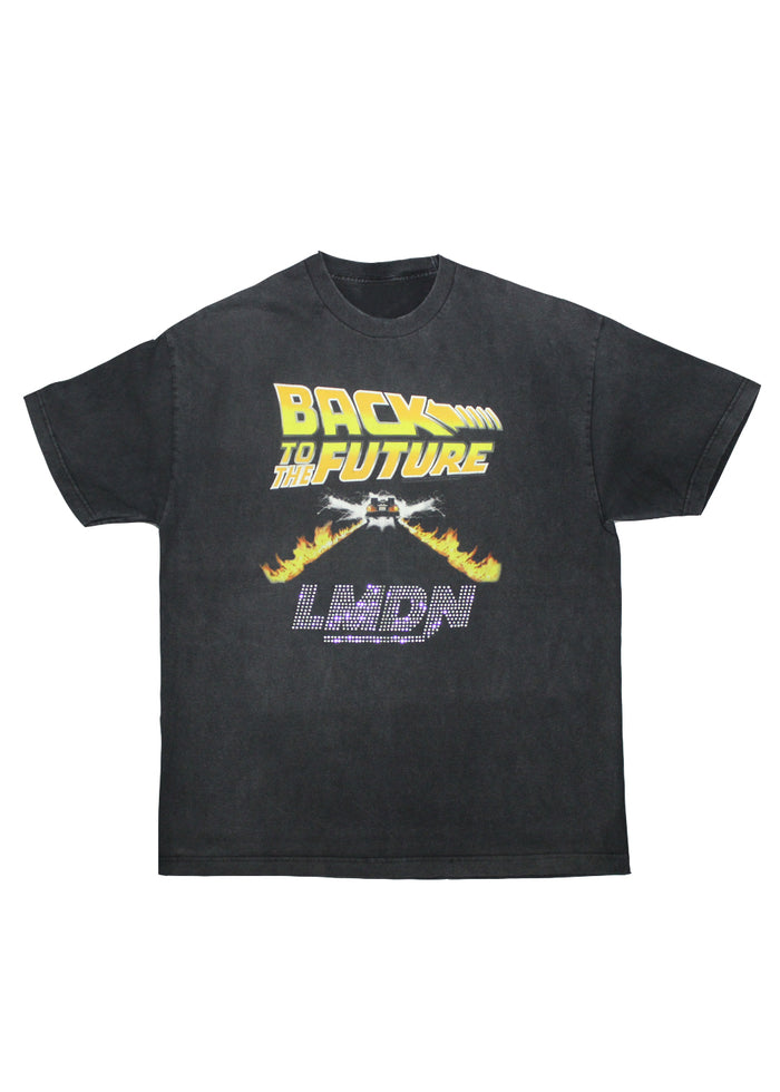 Vintage VVS T-Shirt - Back To The Future 2000's