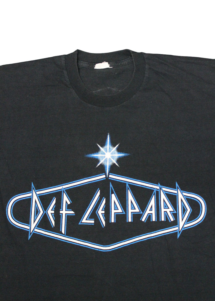 Vintage T-Shirt - Def Leppard Tour Merch 1990'S