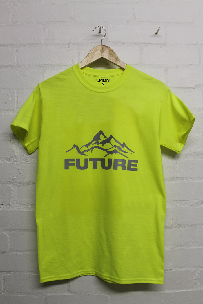 Future T-Shirt - Volt Green
