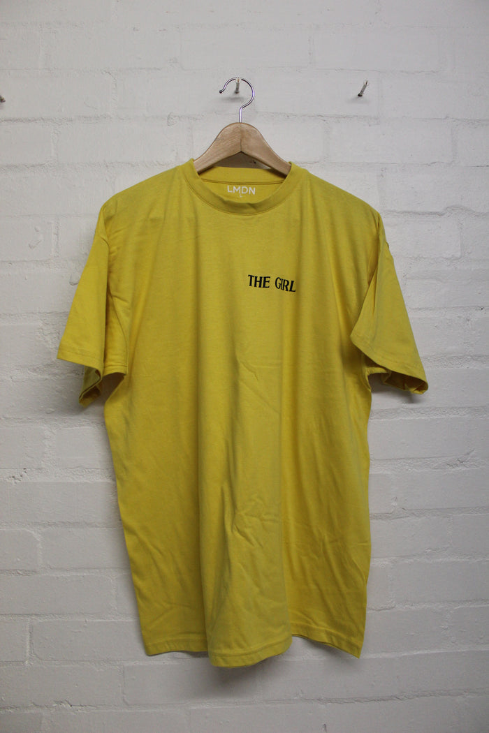 .Handsome T-Shirt - Sundry Yellow